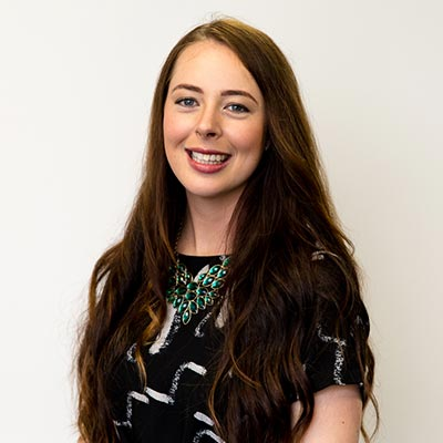 Marketing and Recruitment ManagerAlexandra O'Reilly